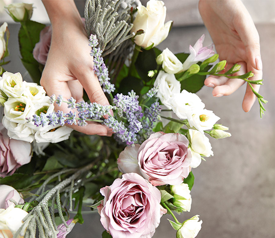 Floristik für jeden Anlass